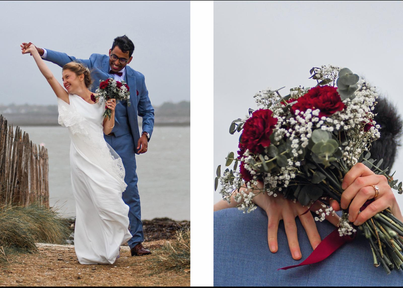 Propose services pour vos photos de mariage