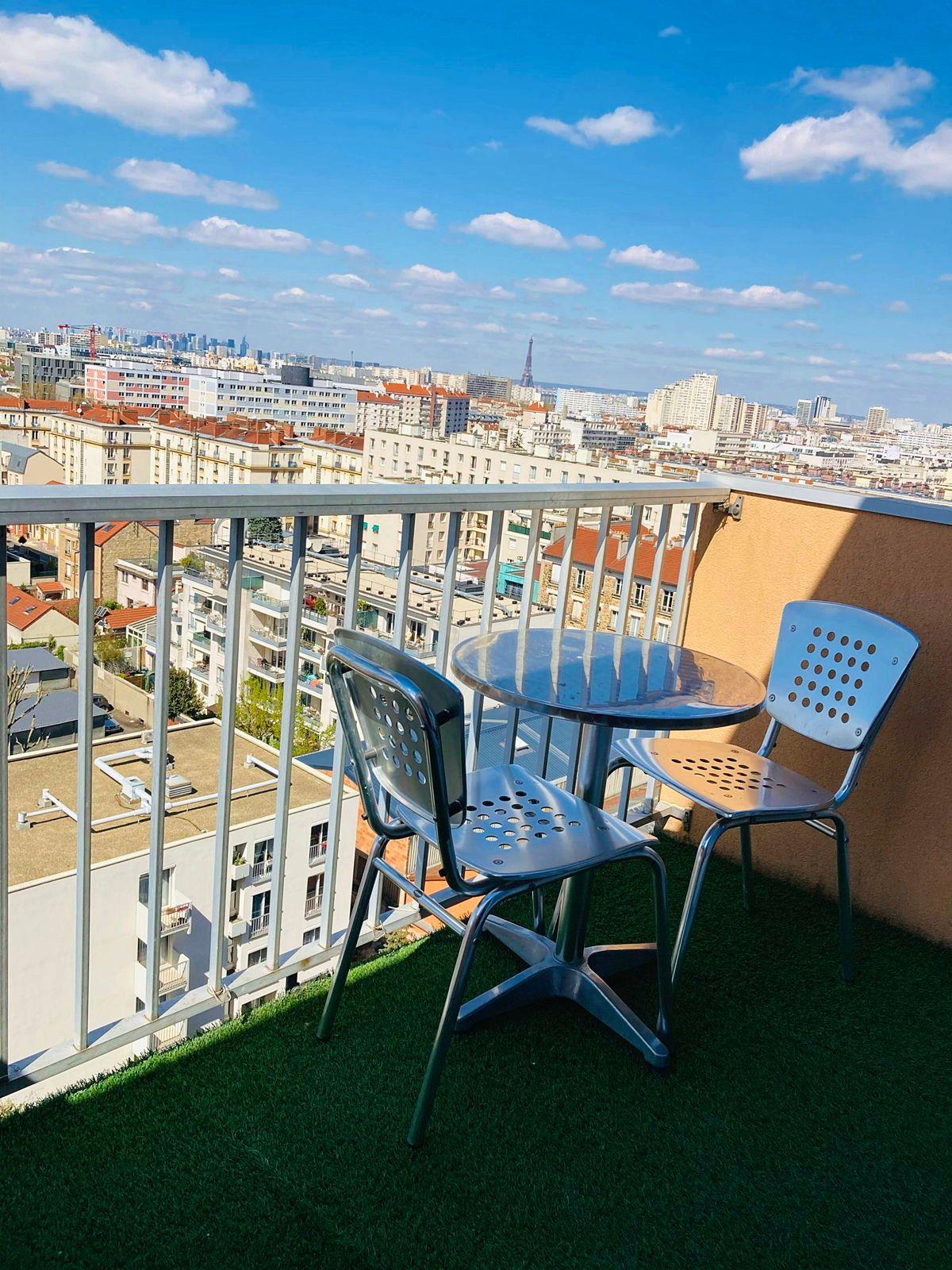 Vends Appartement de 2Pièces 44m² + Balcon 3m² Montrouge (92)