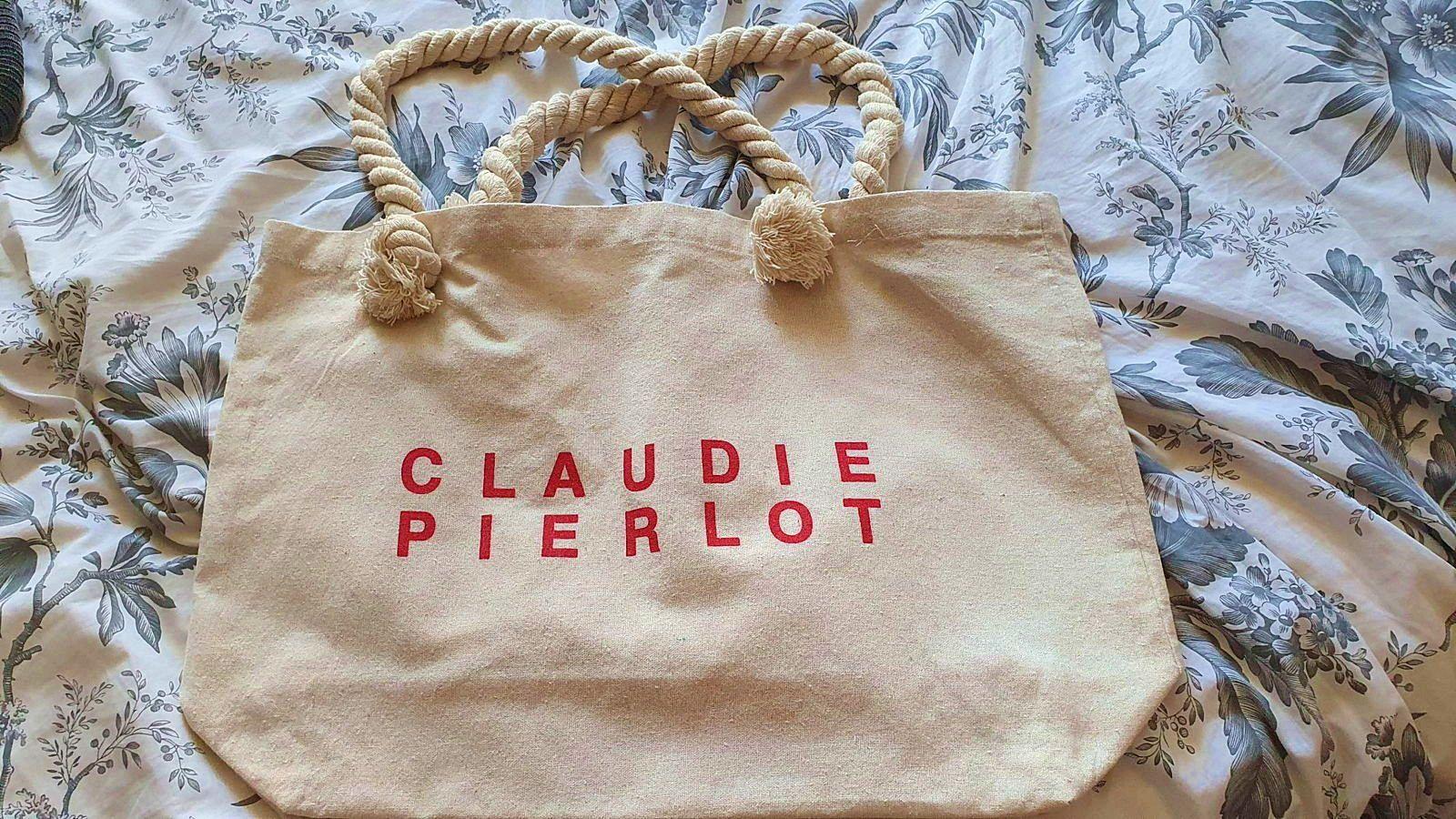 Sac de plage Claudie Pierlot