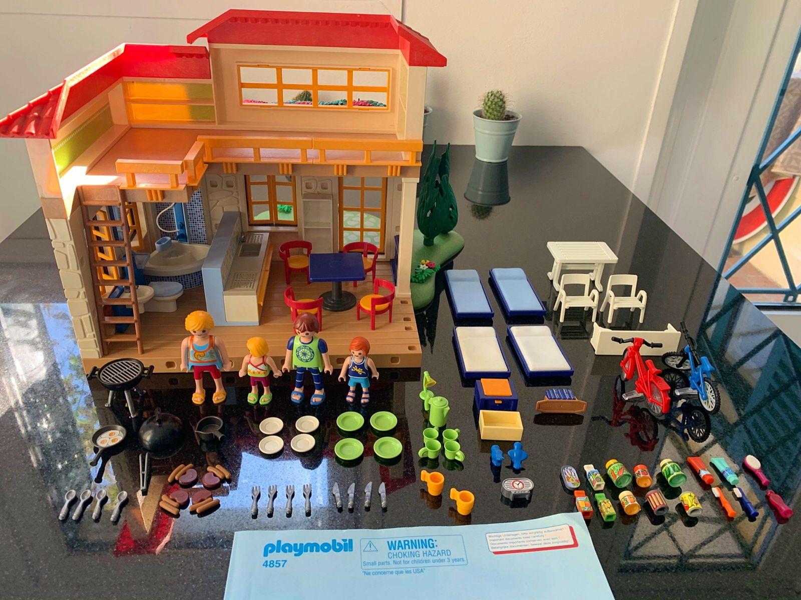 Playmobil 4854- Maison de campagne