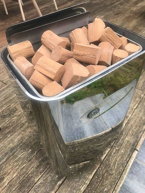 Vends poêle de sauna électrique 4,5kW mono 220V