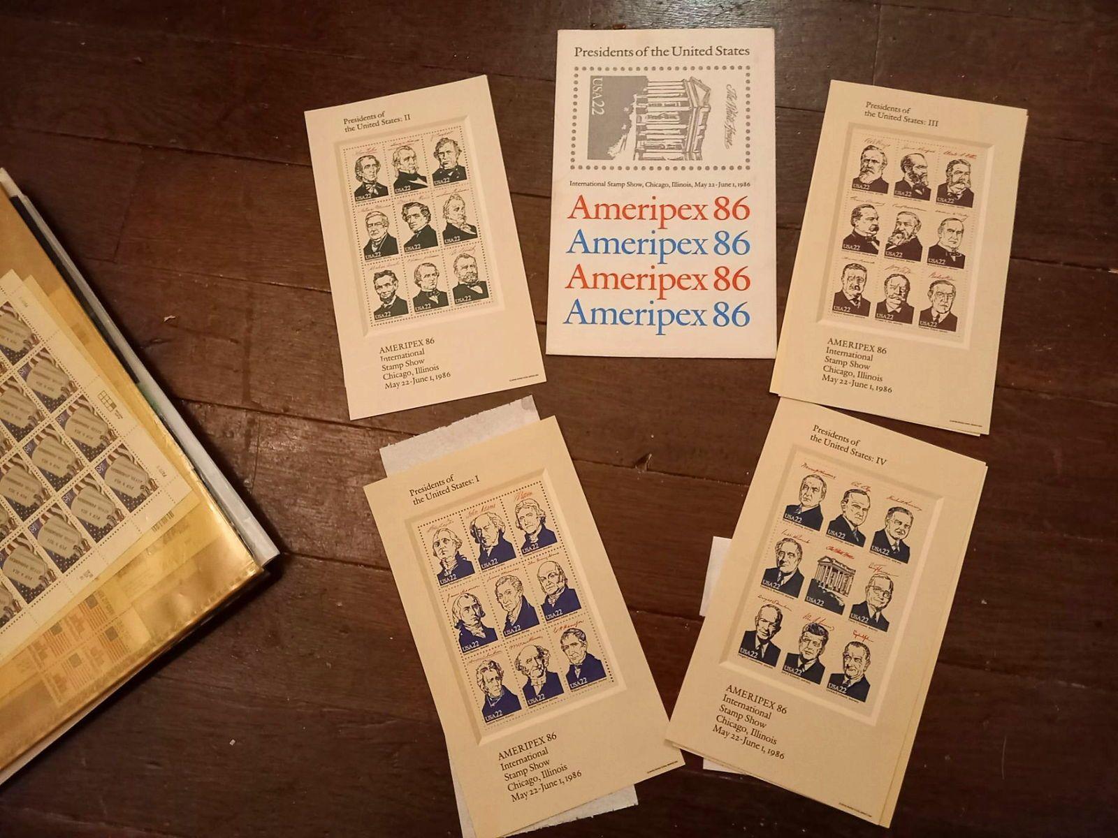 Présidents USA 1789-1969