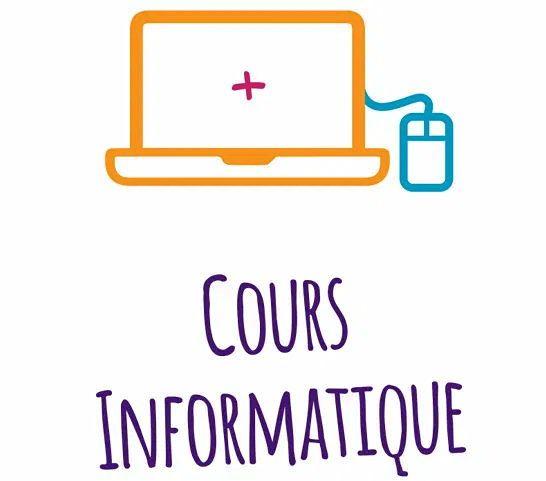 Propose cours d'informatique débutants - Lyon (69)
