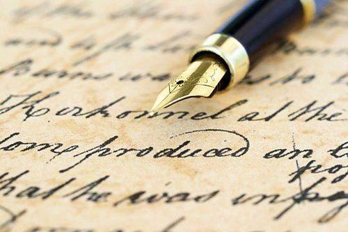 Propose mes services pour la rédaction de vos documents formels