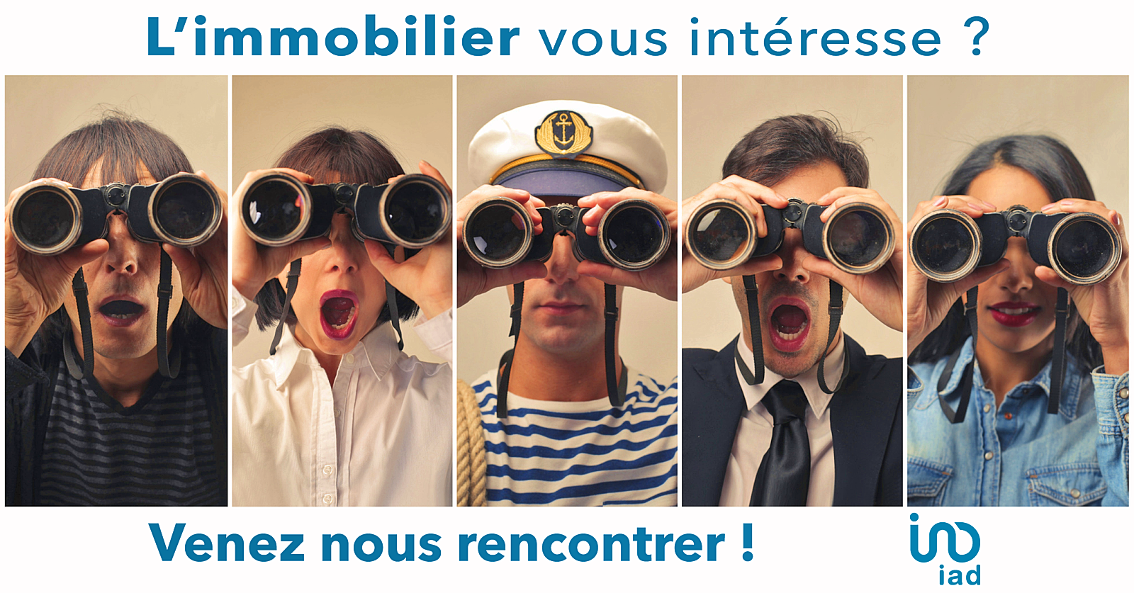 Recrute Conseillers immobiliers indépendants(H/F) Calvados