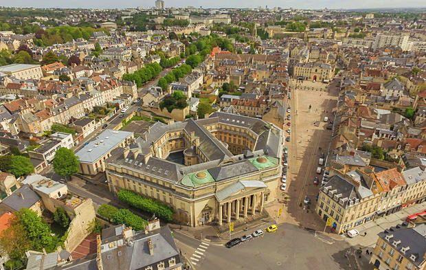 Recrute hôtes et hôtesses à Caen