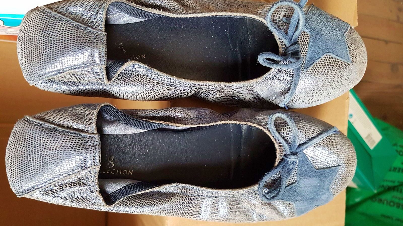 Vends chaussures fille 35