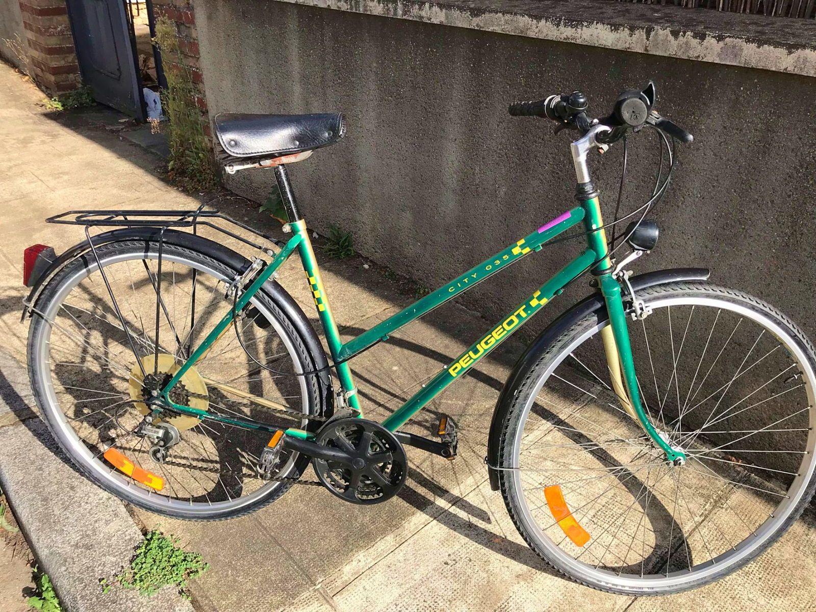 Vélo de route/ville Femme Peugeot