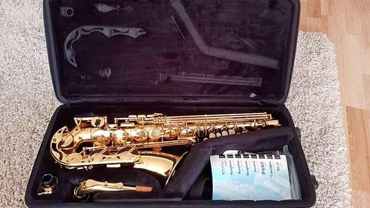 Saxophone Alto Yamaha YAS 275