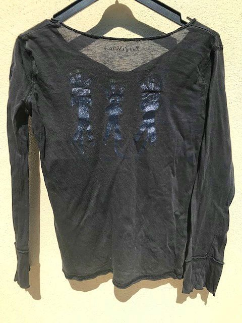 Tee shirt Zadig et Voltaire, taille 10-12ans
