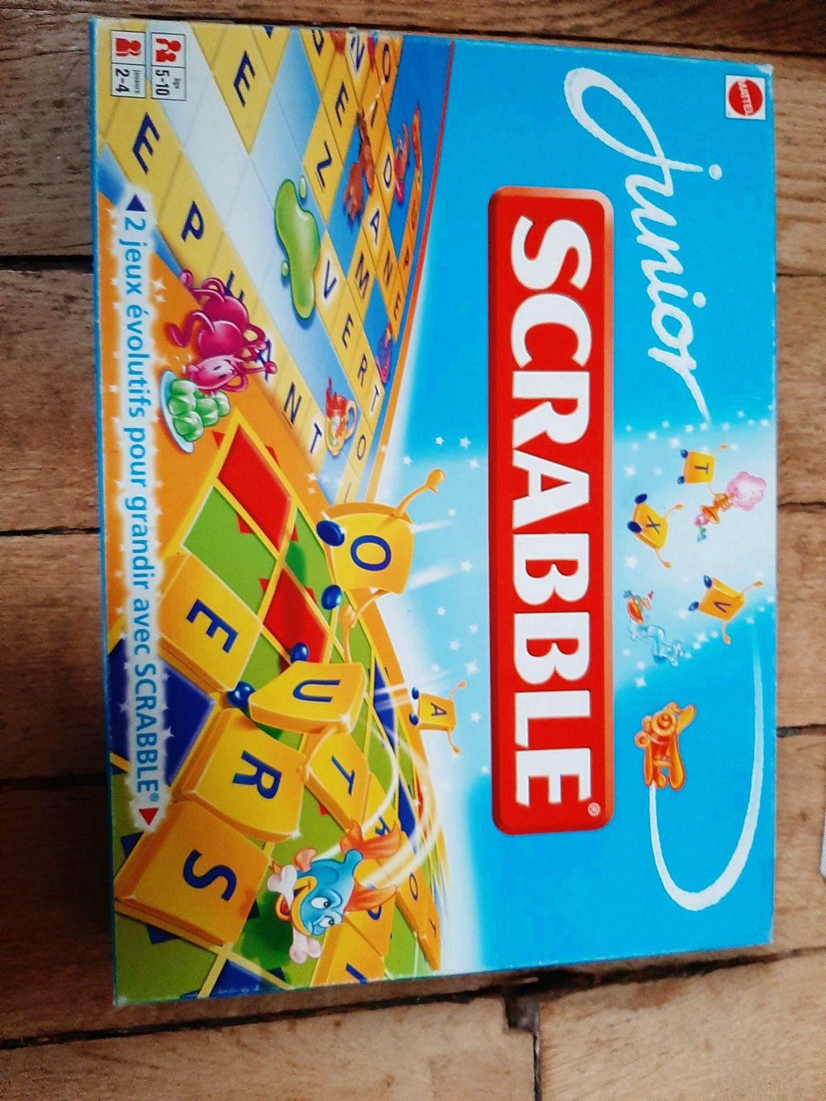 Jeux de société Scrabble junior