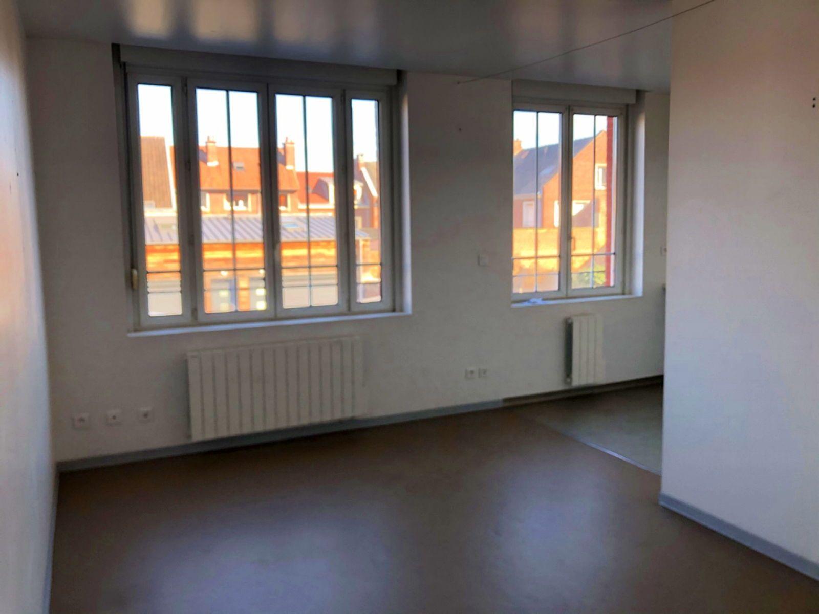 Loue studio 30m² à Amiens (80) quartier Saint Roch