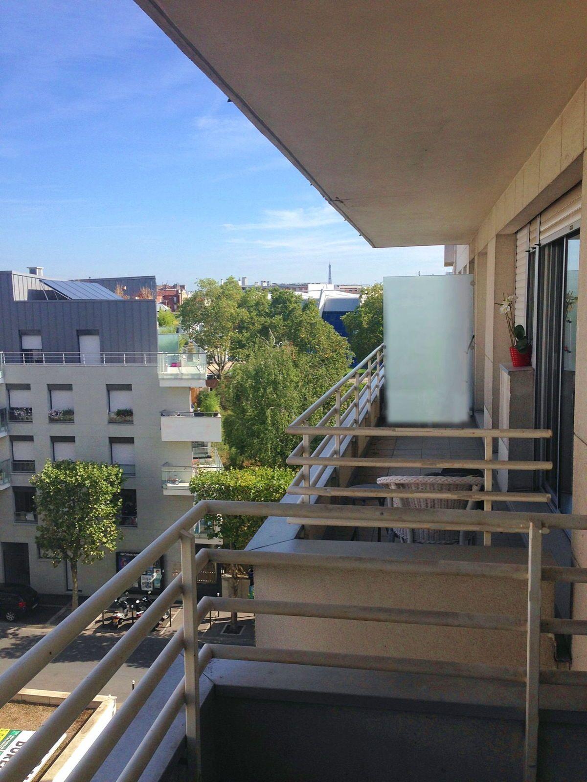 Loue studio 30m² avec balcon à Boulogne Billancourt