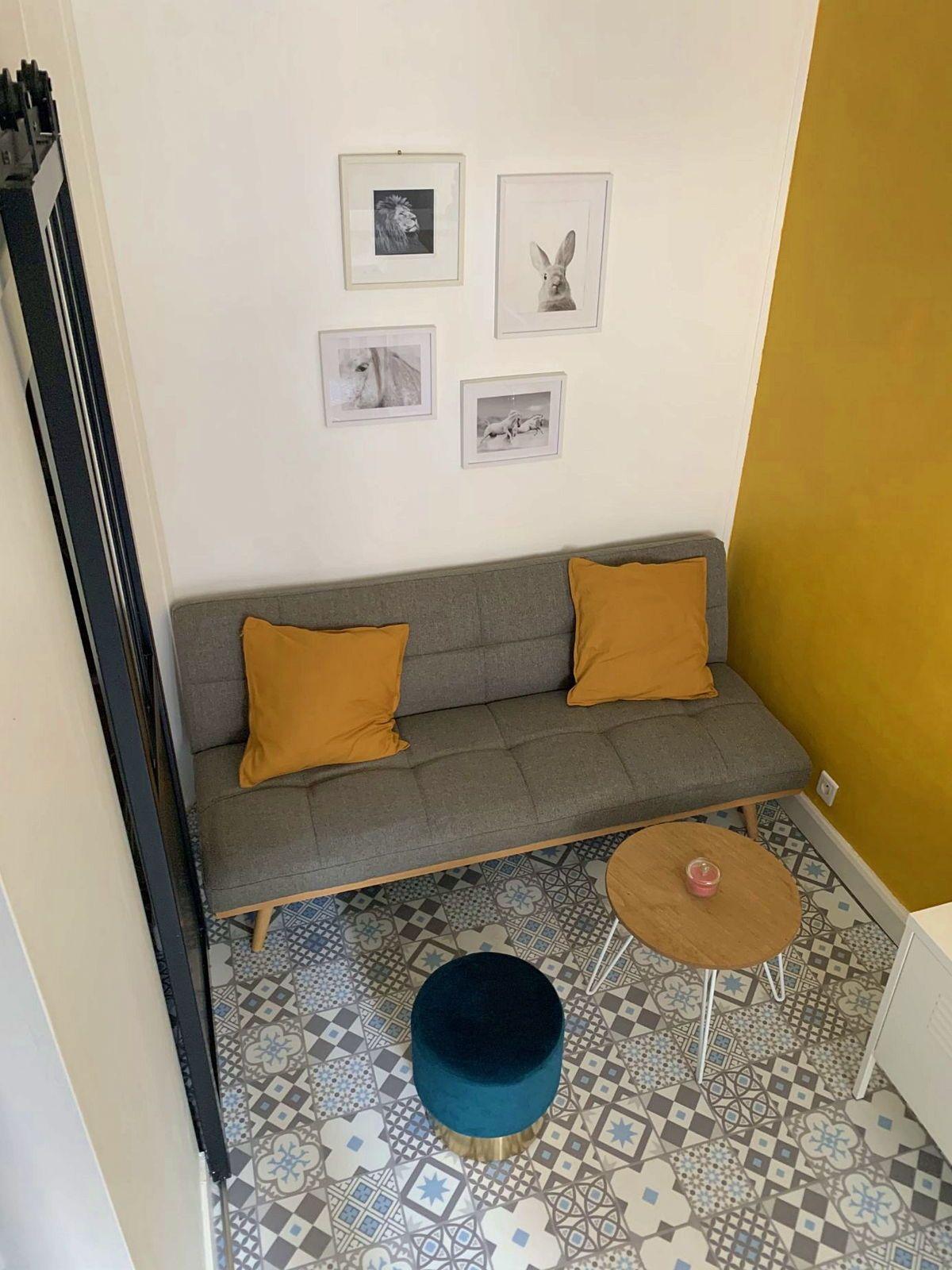 Loue Studio Levallois