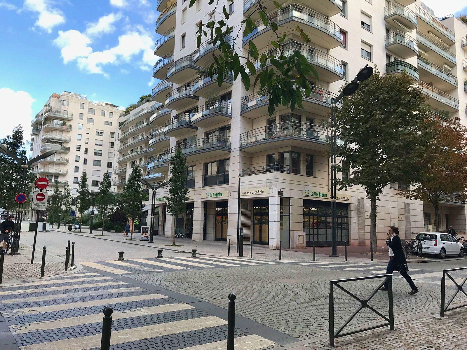 Loue studio 26m² à Levallois, quartier Greffulhe