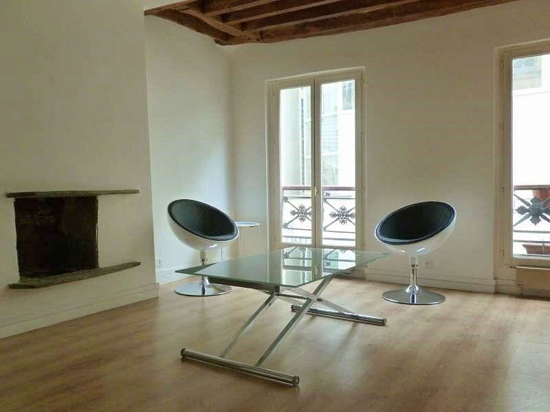 Loue studio dans le Marais - Paris 3ème - 1chambre, 22m²