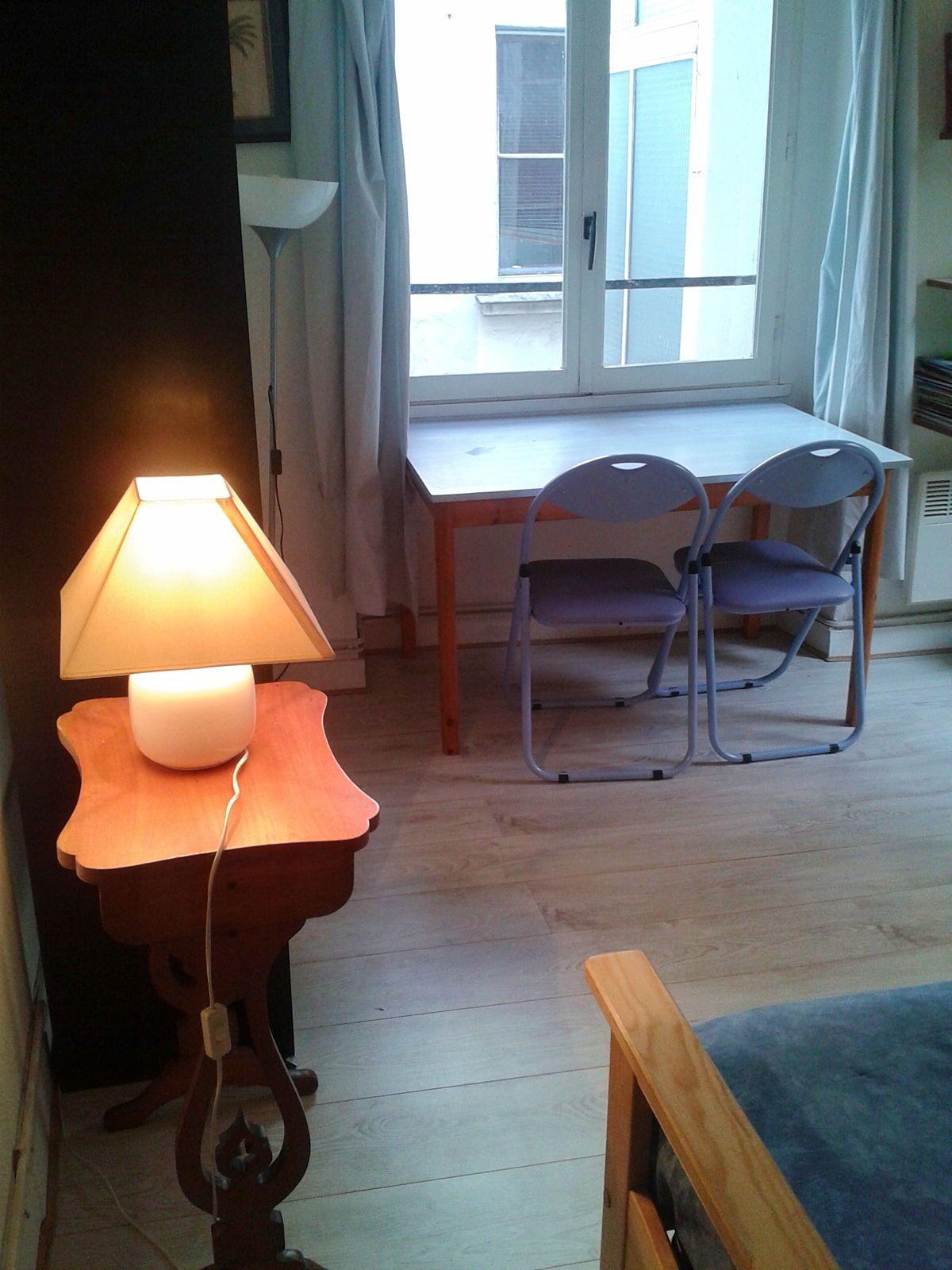 Loue studio meublé 15m² à Paris 2ème Opéra/Bourse
