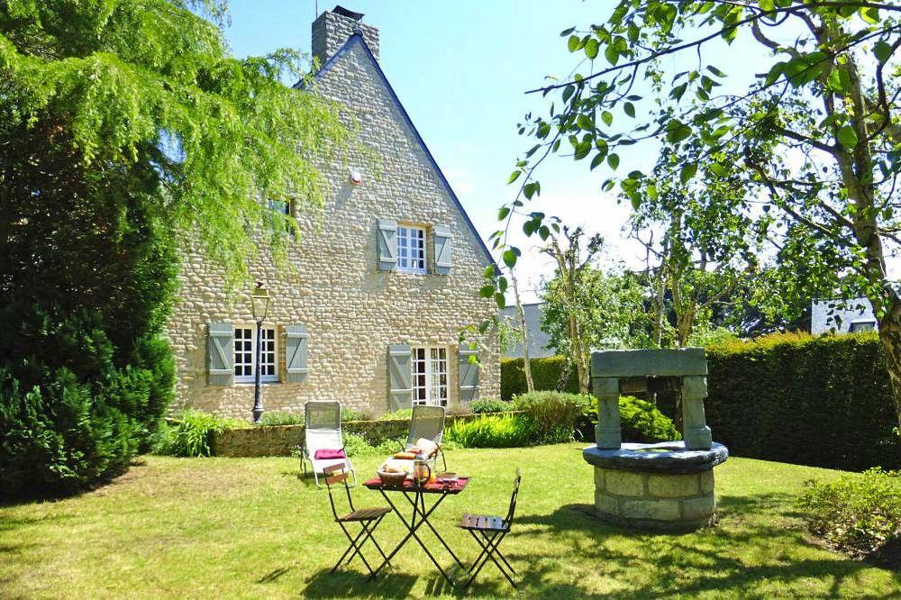 Loue superbe maison à St Malo (35) - 7couchages - Décor raffiné