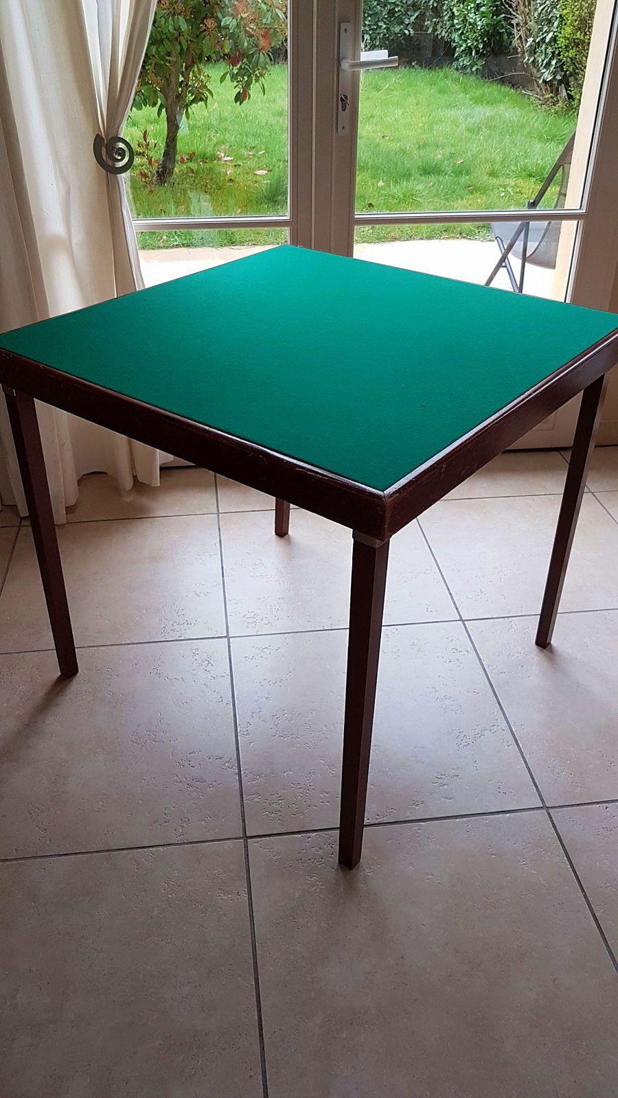 Table de bridge