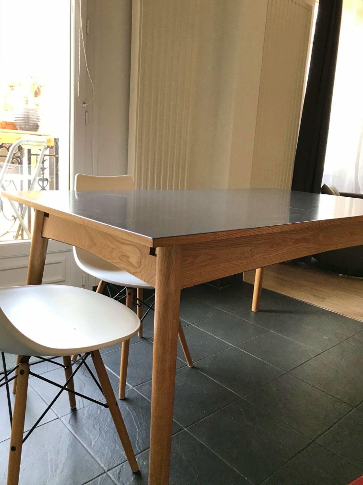 Table salle à manger extensible 6/10p