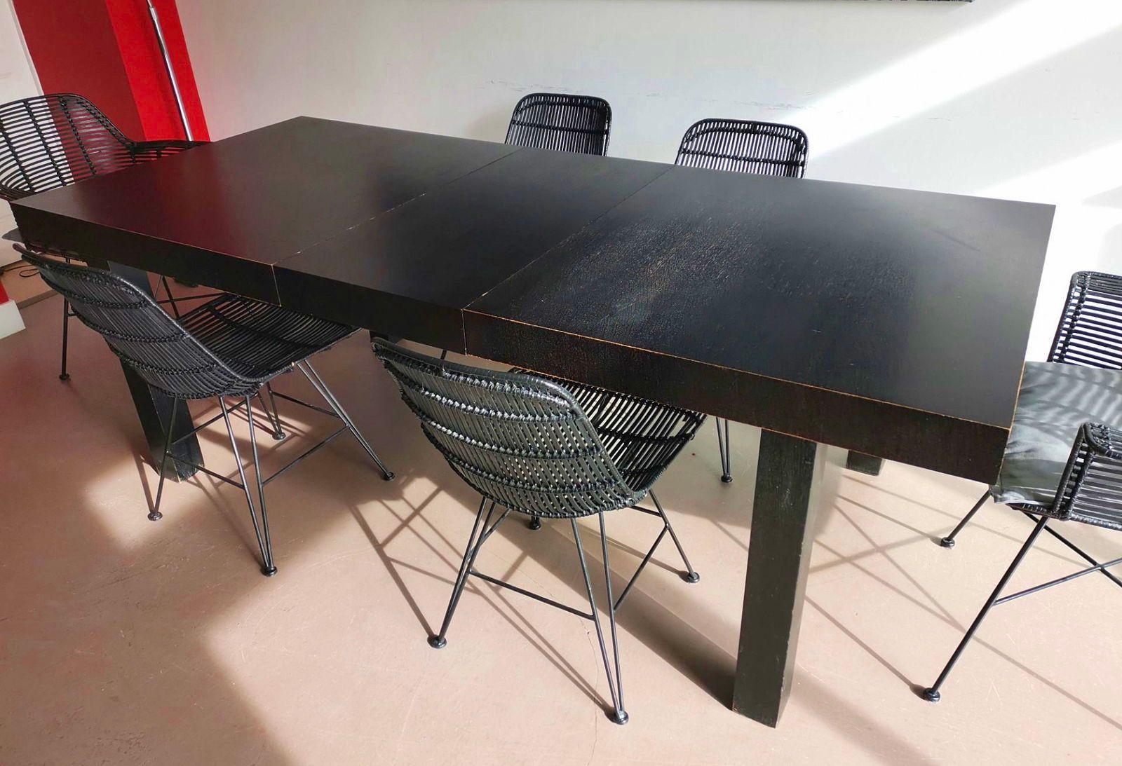 Table de salle à manger Habitat