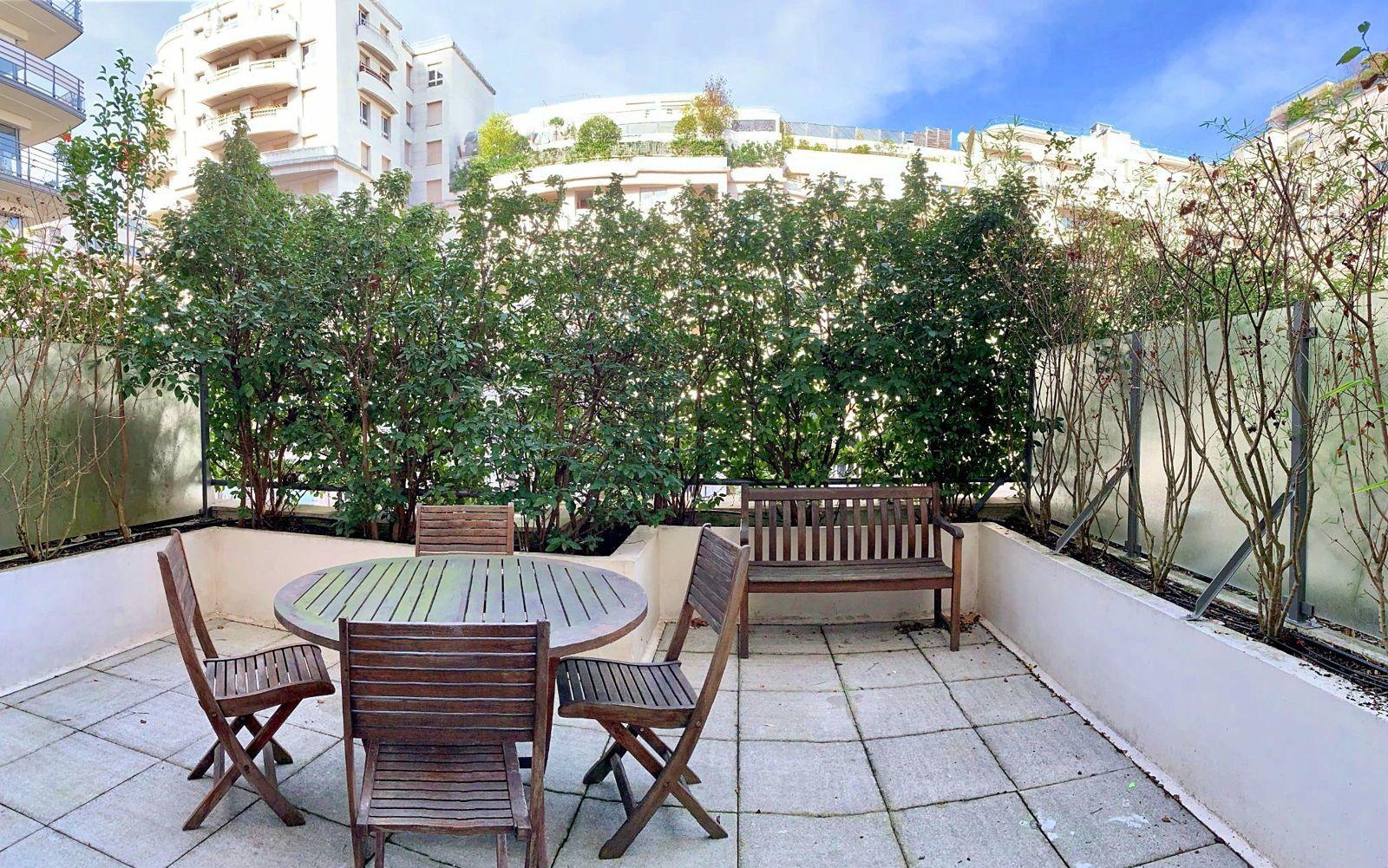 Loue 2P 37m² (1ch) + terrasse 16m² + parking