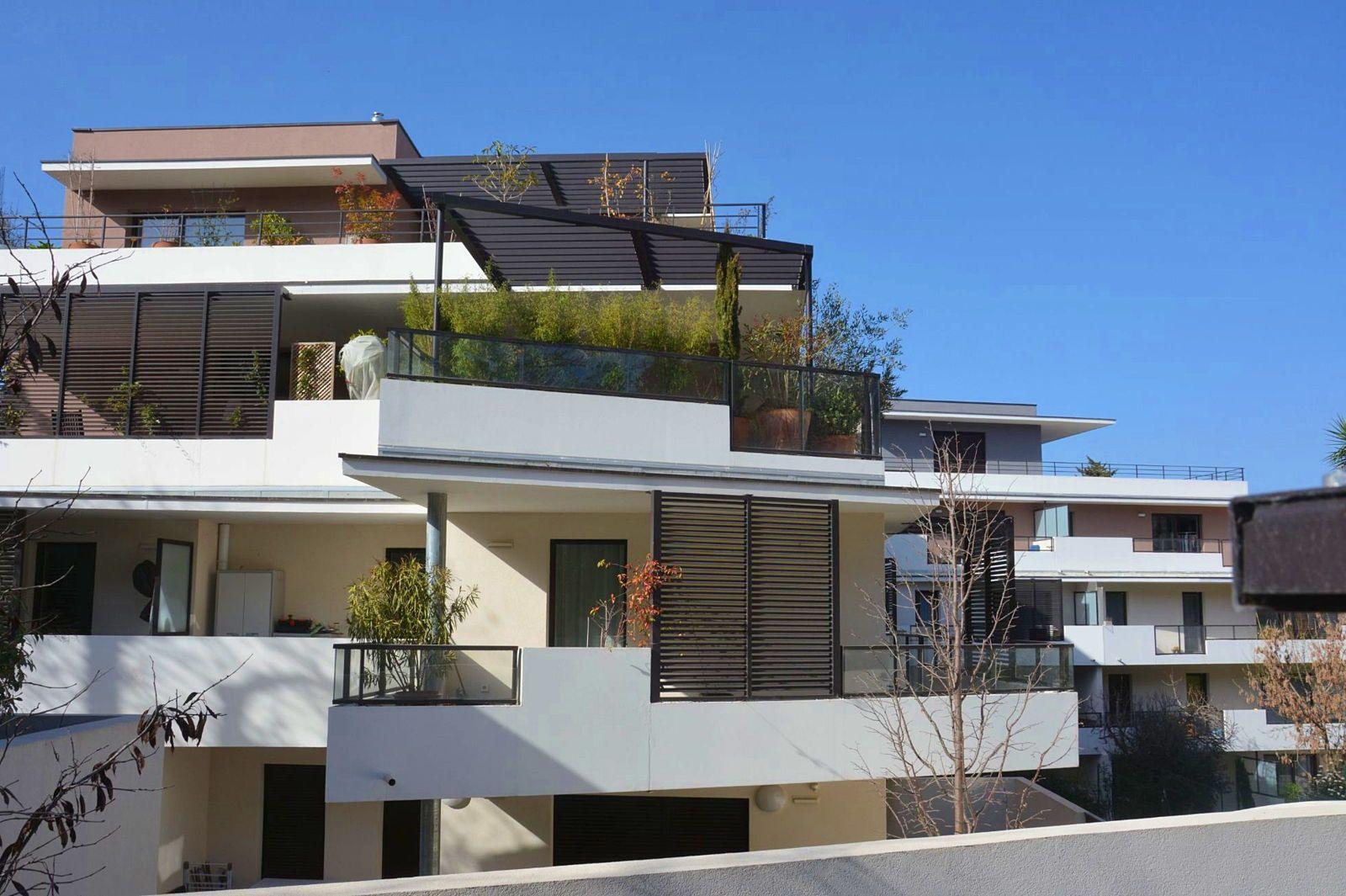 Loue appartement T362m²+28m² de terrasse, quartier Arceaux Montpellier (34)