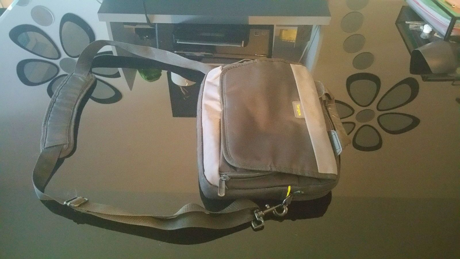 Sac de transport Targus noir (notebook ou surface ou iPAD)