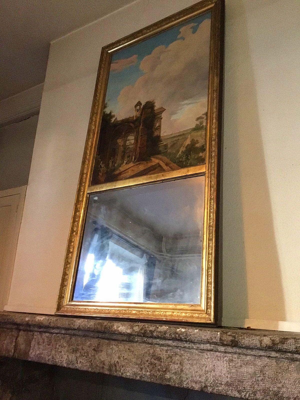 Trumeau Époque restauration