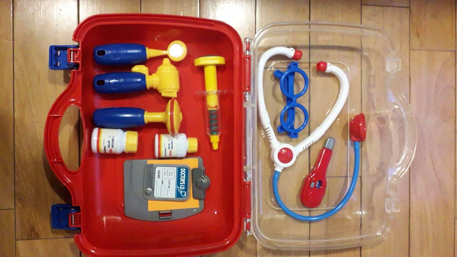 Valise de docteur / infirmier.E