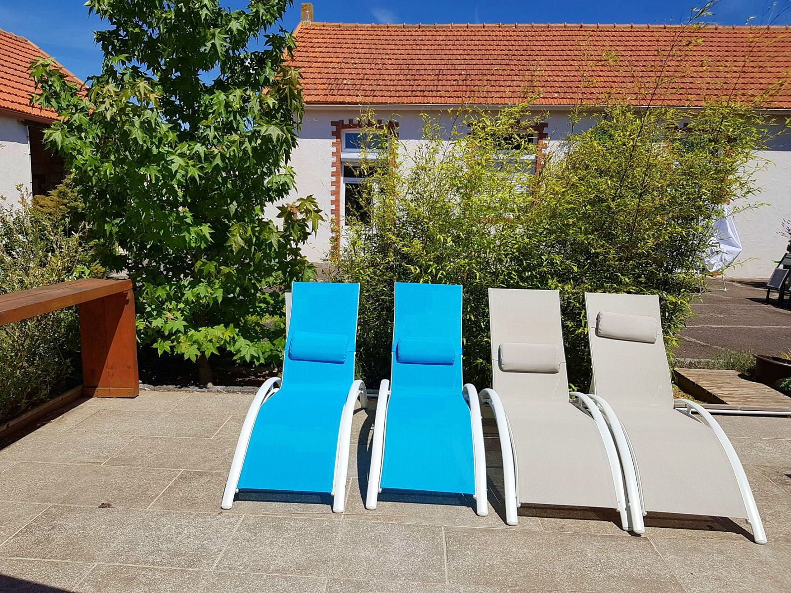 Loue gîte pour CONFINEMENT en VENDEE à 15minutes des plages - Saint-Urbain (85)