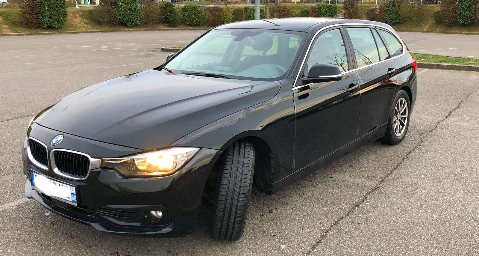 Vends BMW 320d 190cv Efficiant Dynamic, très bon état - 2016, 126100km