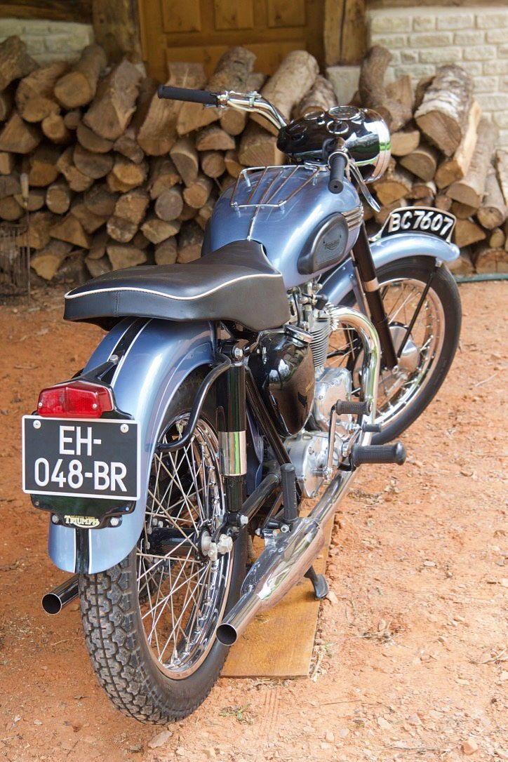 Vends moto ancienne Triumph T1001955Etat concours