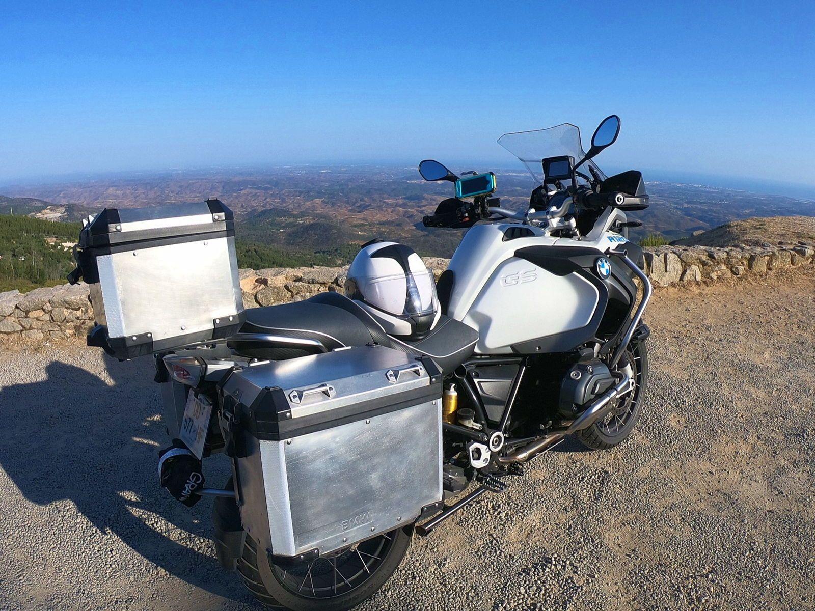 Vends Moto BMW 1200GSA année 2014- 85000km