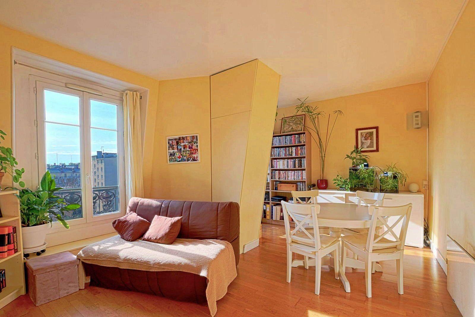 Vends appartement 2pièces Vincennes (94) - 42m²