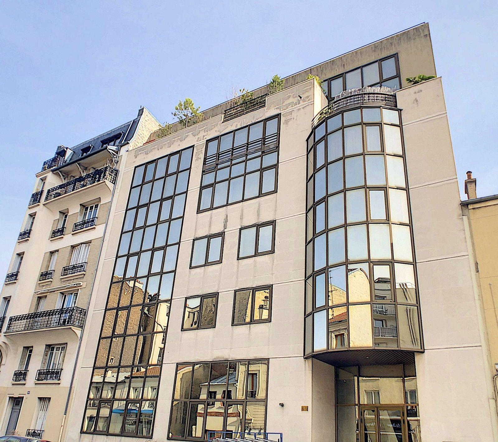 Vends appartement atypique de 98.50m², 3chambres, entièrement rénové par architecte à Asnières-sur-Seine (92)