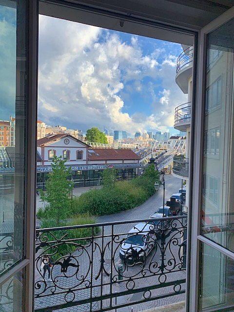 Vends bel appartement à Bécon les Bruyères 92Asnieres - 60m²
