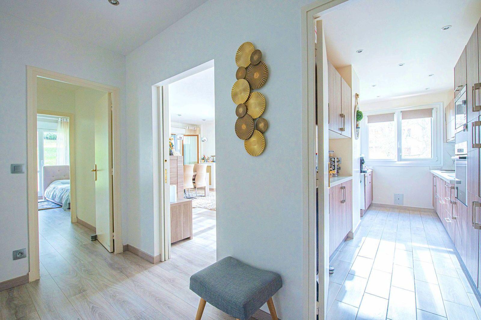 Vends appartement 107,7m² - 3chambres - La Celle-Saint-Cloud (78)