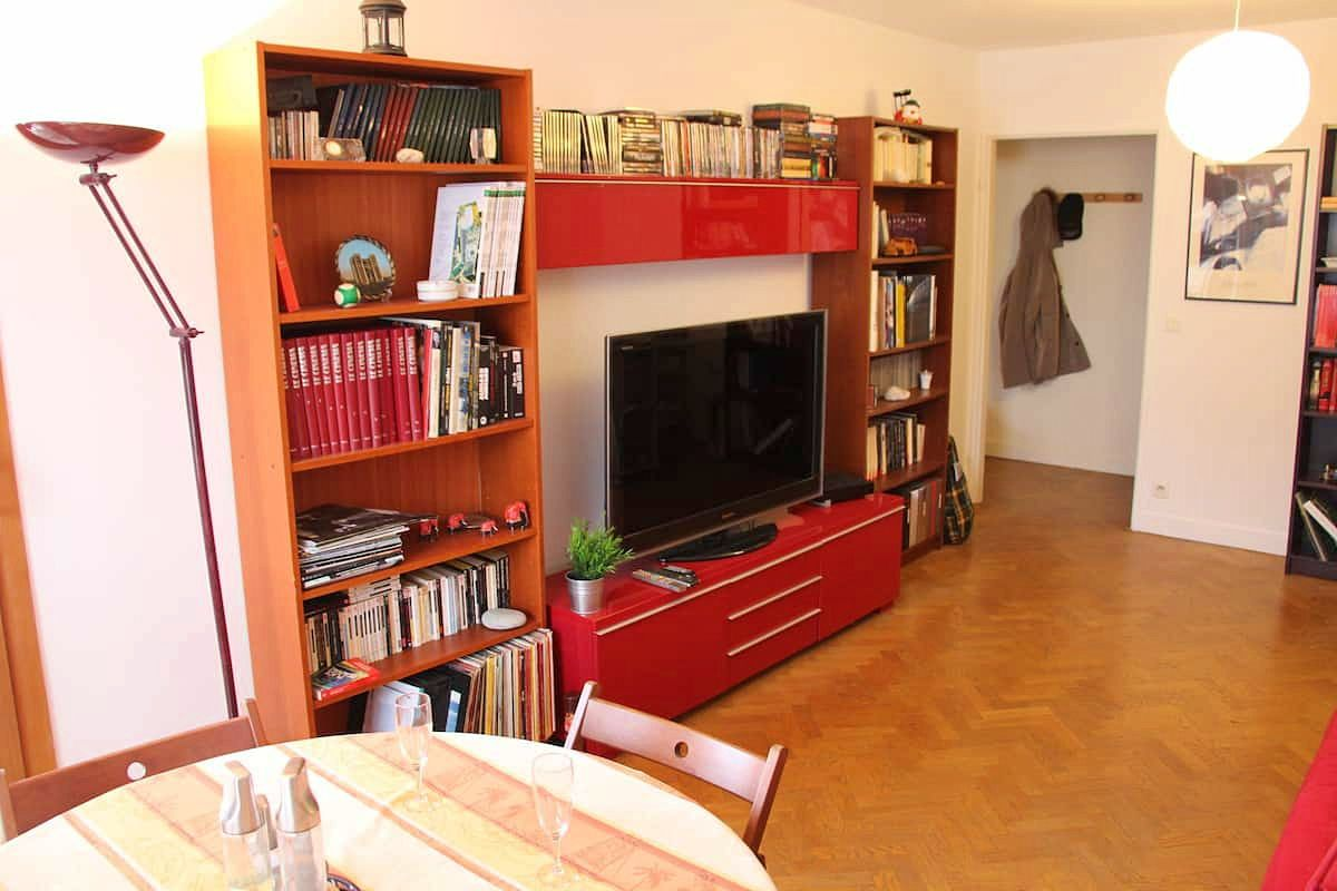Vends appartement T21chambre 50.7m²  Levallois-Perret (92)