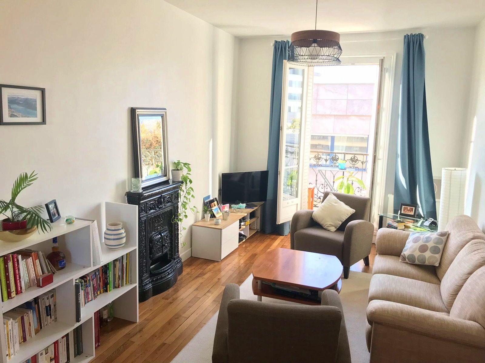 Vends appartement 45m²/1chambre, 5èmeétage, Levallois (92) Proche Paris 17ème