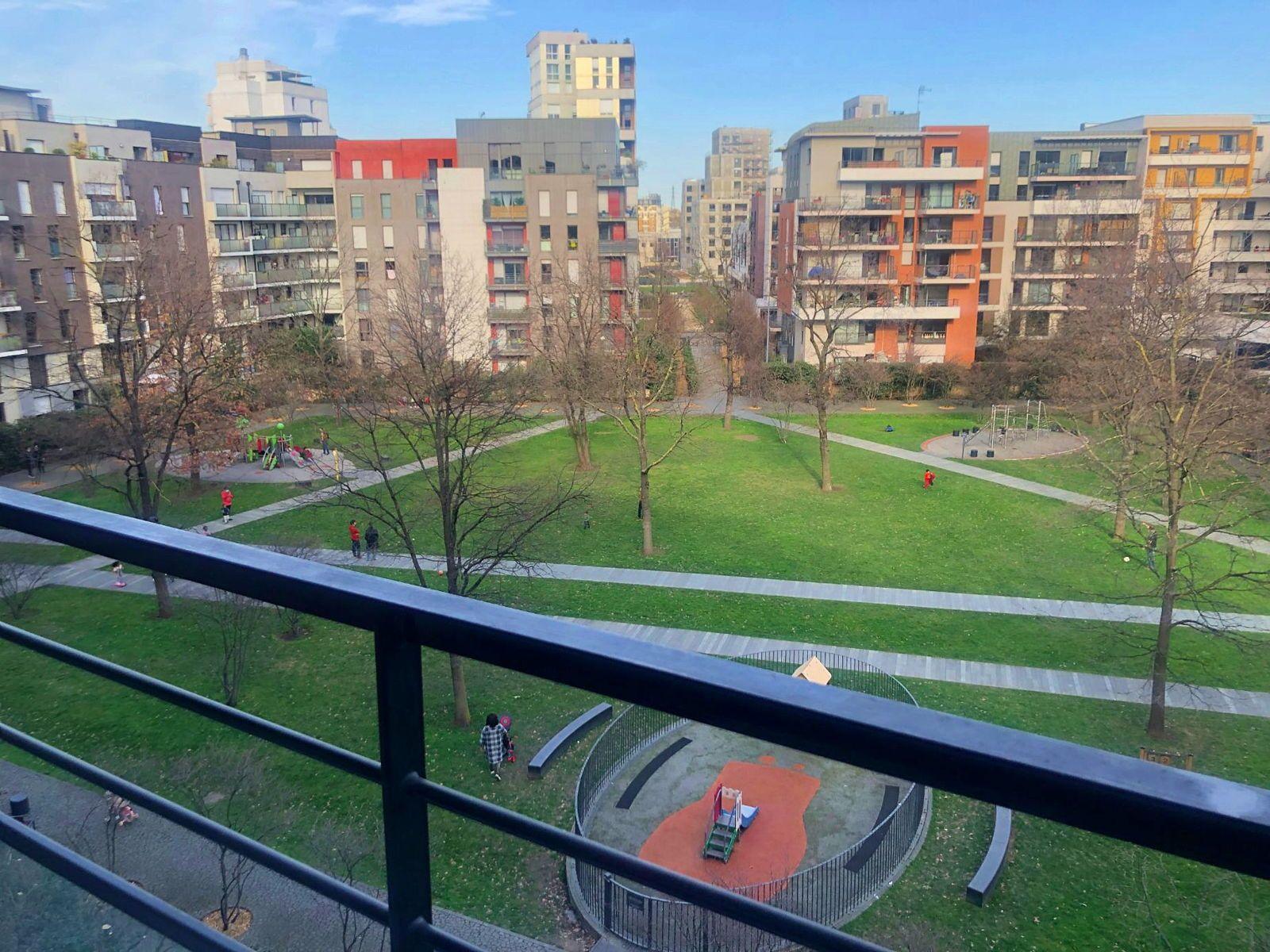 Vends appartement 2chambres 66m² à Asnières-sur-Seine Eco-Quartier (92)