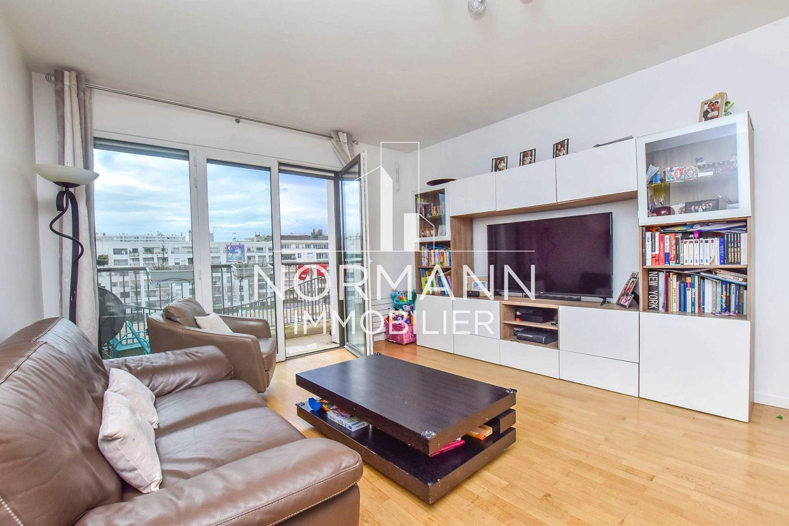 Vends Appartement 70m²,2chambres, balcon à Levallois Anatole France