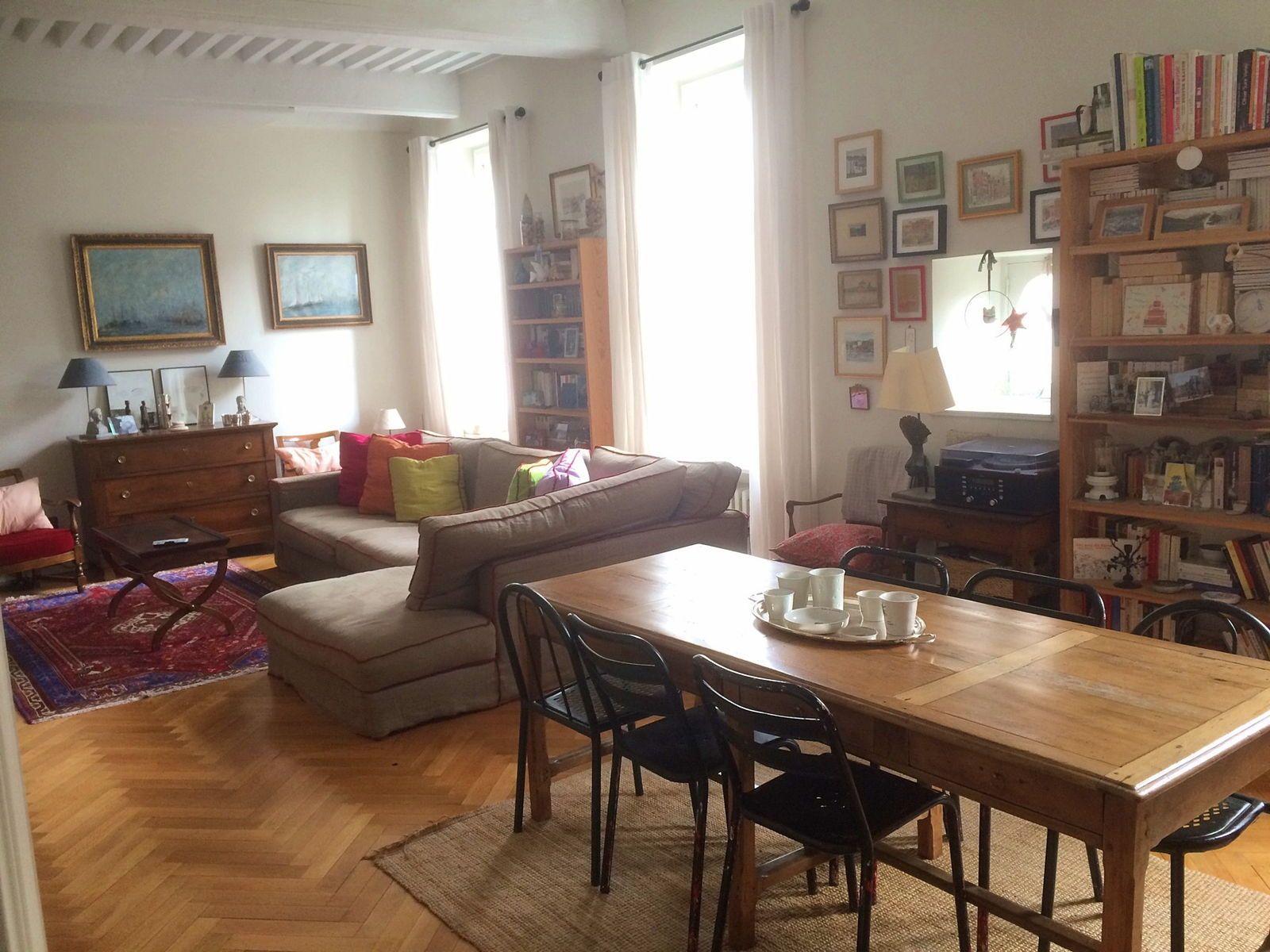 Vends appartement 4chambres 136m² à Clermont-Ferrand jardin Lecoq
