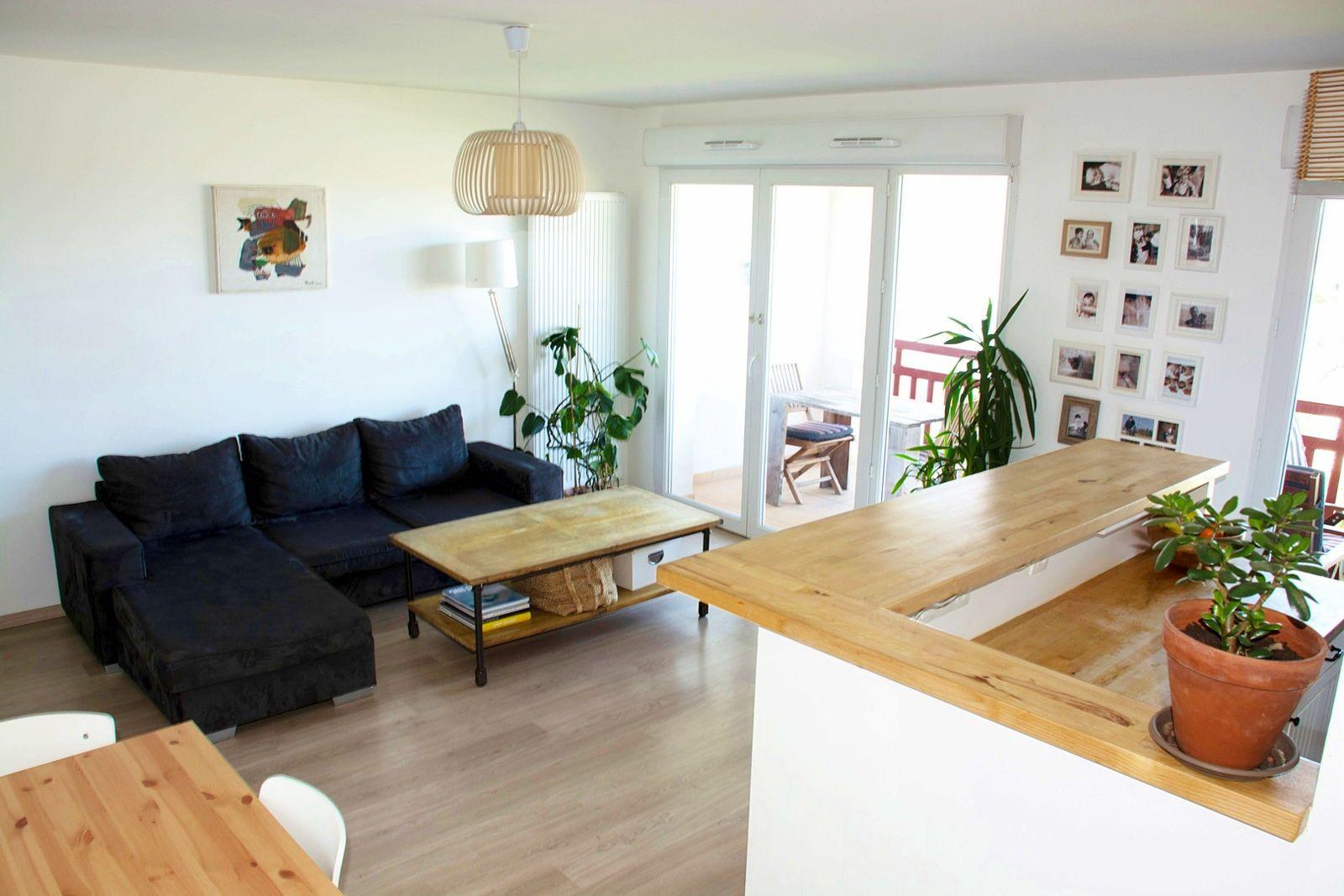 Vends appartement 2chambres 60,5m² à Hendaye (64) quartier Sopite