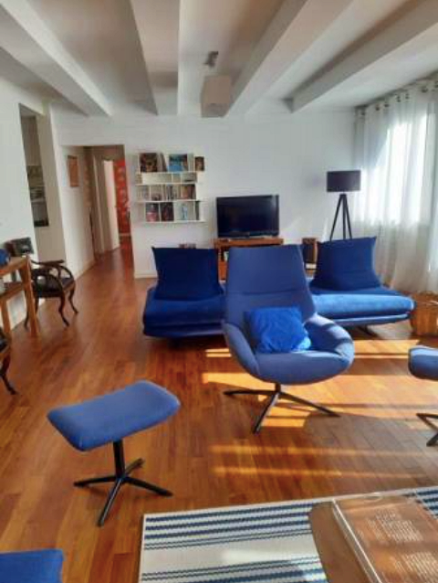 Vends bel appartement 108m² 2chambres - Poitiers (86) hyper centre