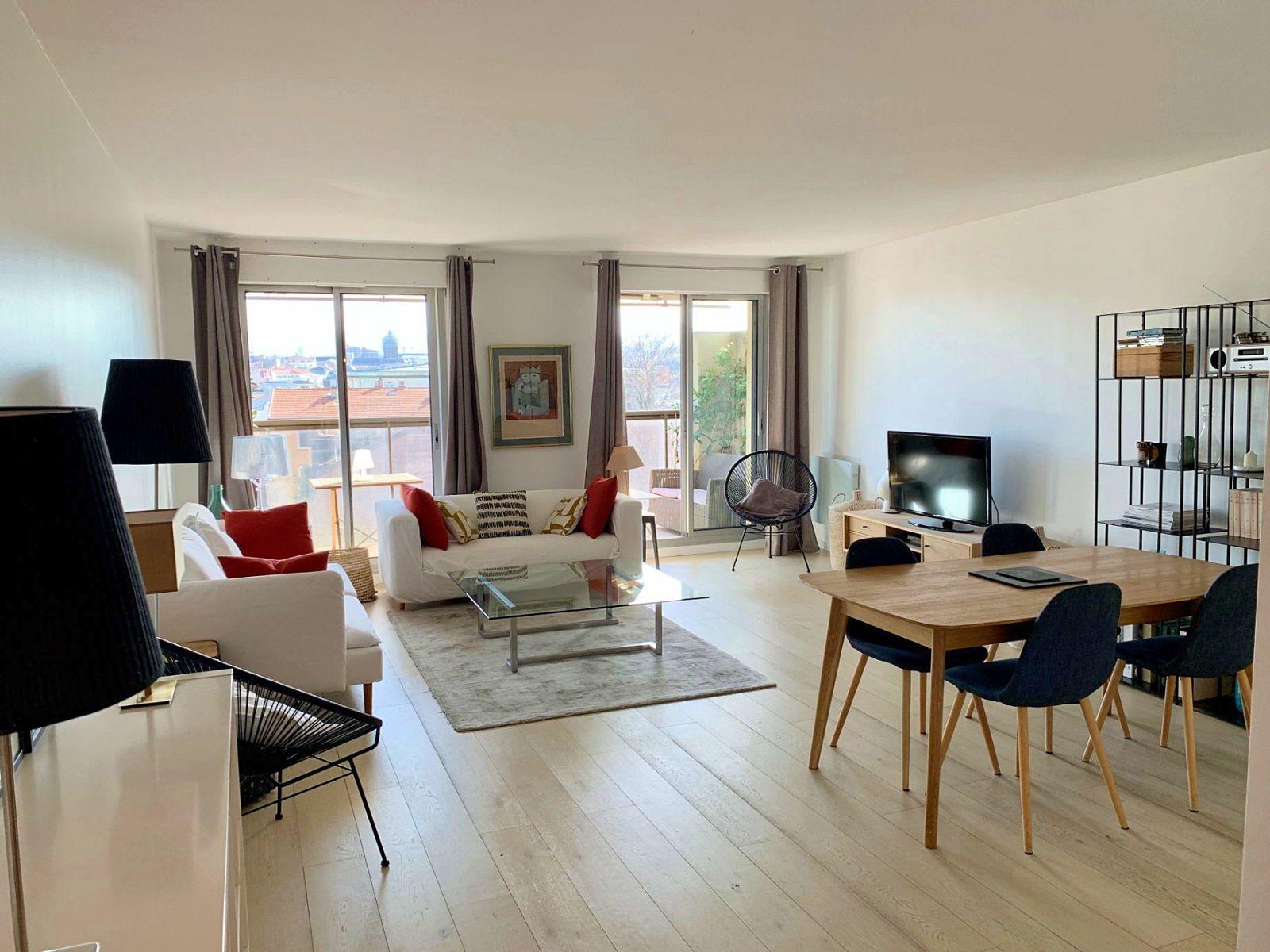 Vends appartement 4chambres 134m², Clermont-Ferrand proche Montjuzet & Centre ville