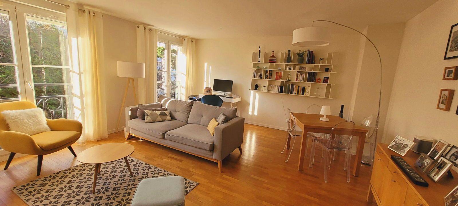 Vends bel appartement 70m² - 2chambres à Rueil Malmaison (92)