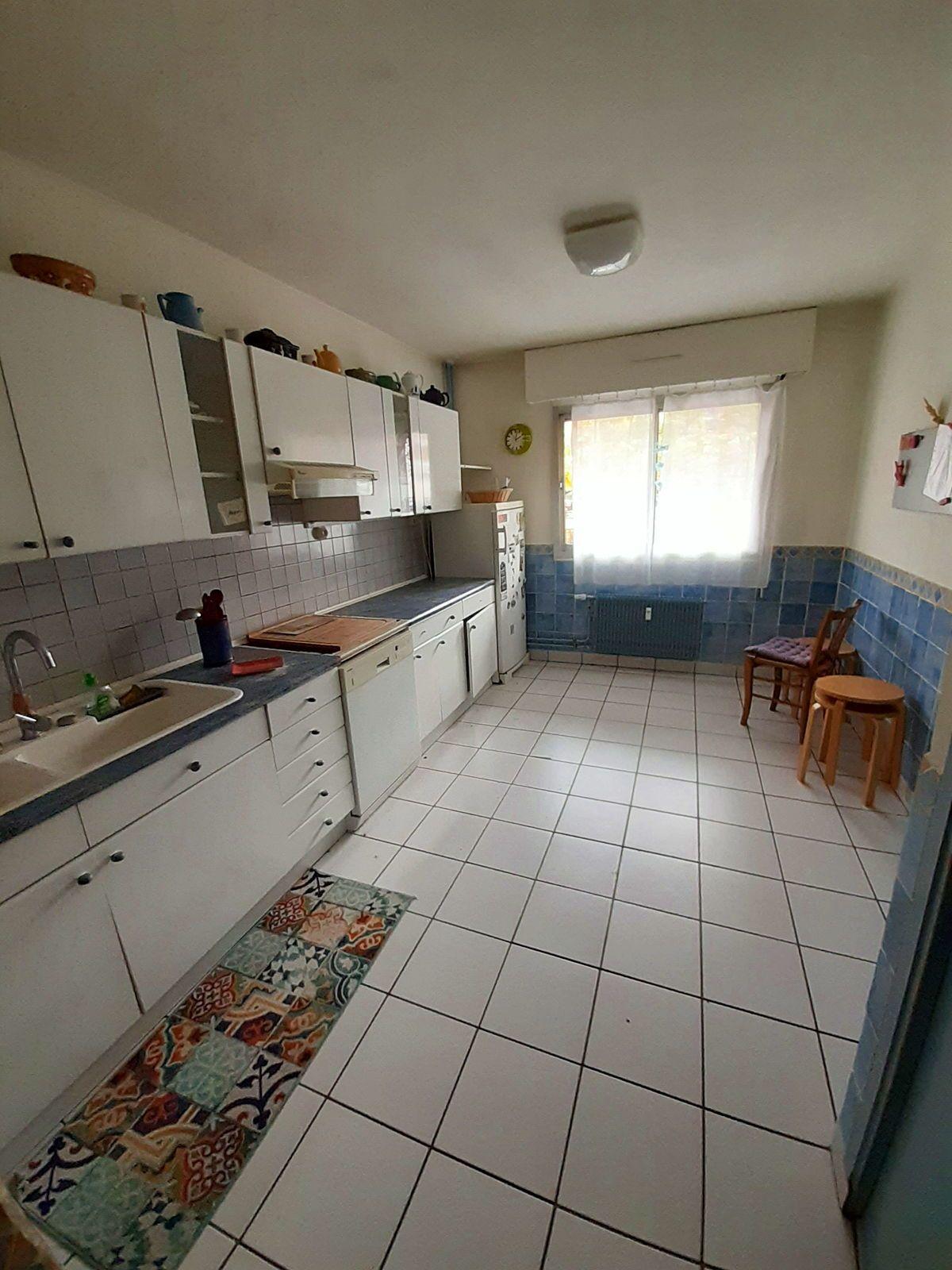 Vends appartement F6à Clermont Ferrand (63) quartier les carmes - 5chambres, 135m²