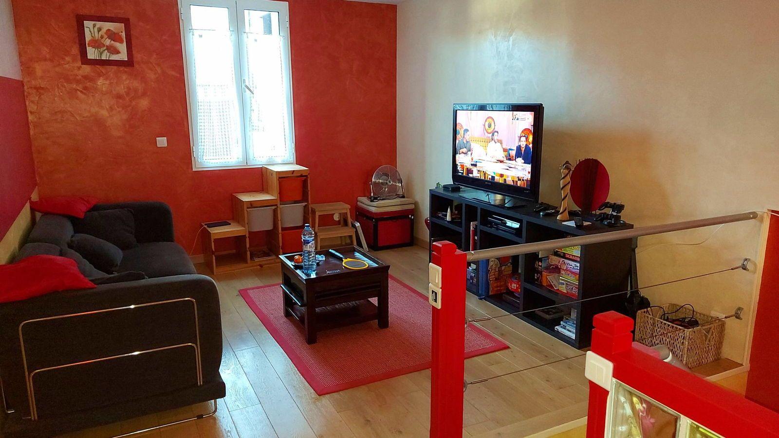 Vends appartement duplex 2pièces - 52m², Villerville (14)