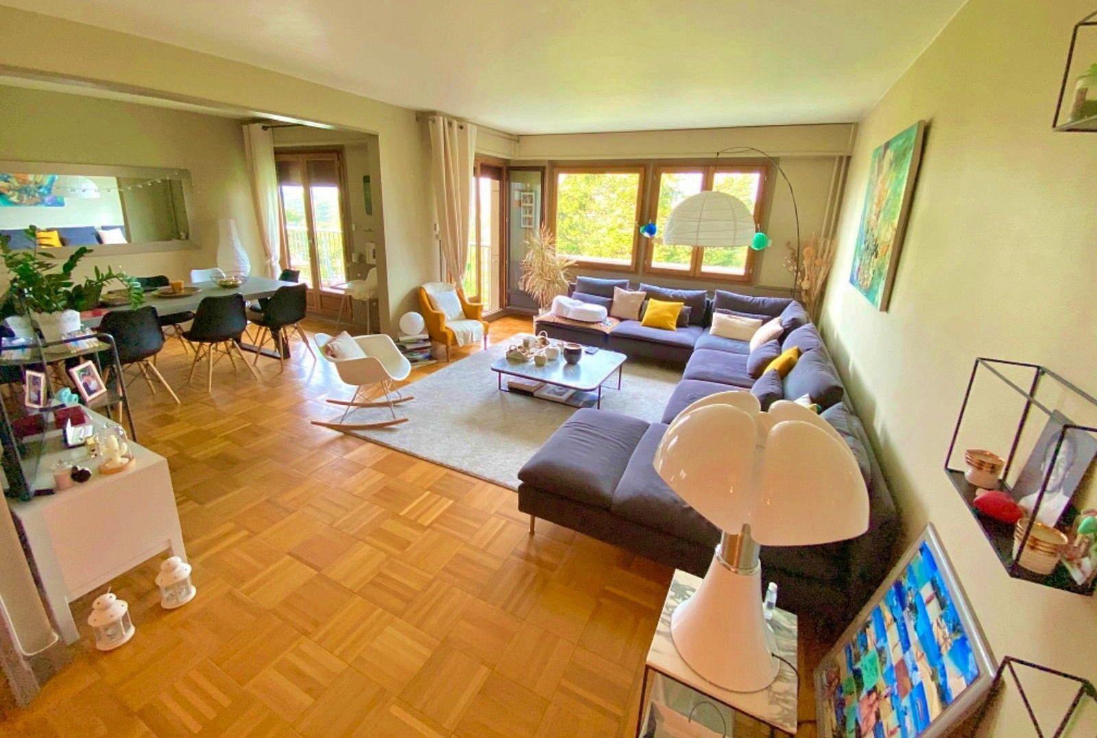 Vends appartement avec vue Magnifique - 122m² 3ch, Ecully (69)